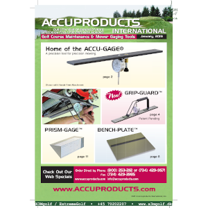 AccuProducts Katalog