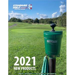 Standard Golf 2021 Katalog