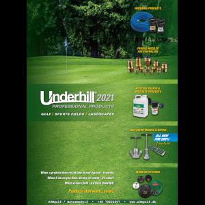 Underhill 2021 Katalog